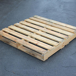 1100x1100mm To 1140x1140mm Square Pallet 2 Way Entry