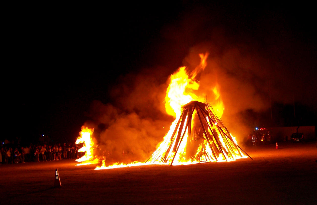 Bedale Bonfire Committee Thankyou