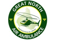 RPS support Great North Air Ambulance Service for last Twitter Fundraiser