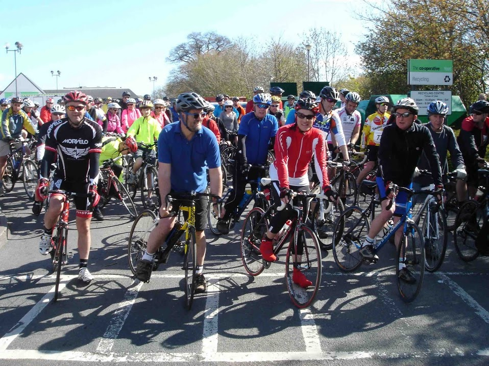 RPS is sponsoring the 2014 Stokesley 30 Mile Charity Bike Ride