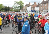 Stokesley Charity Bike Ride 2015