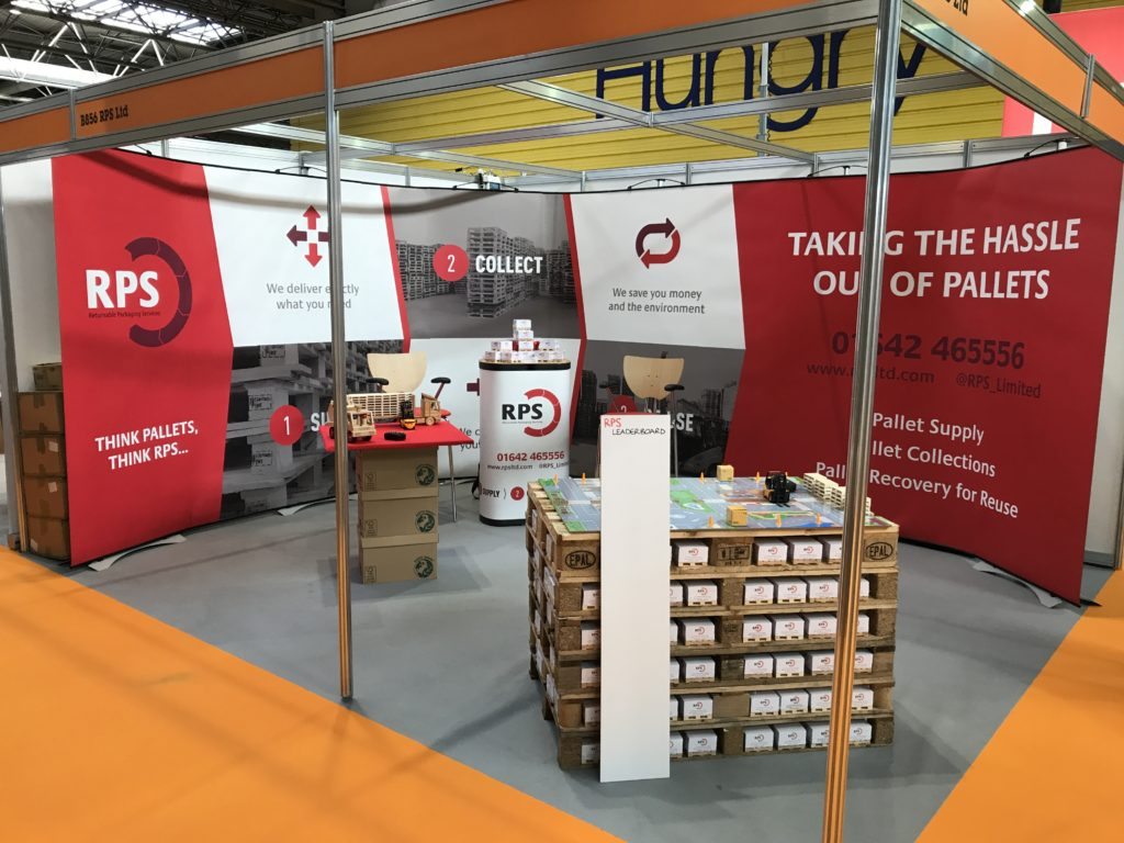We'll see you at RWM Exhibition 2019