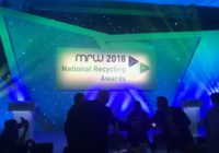 RPS attends National Recycling Awards 2018!