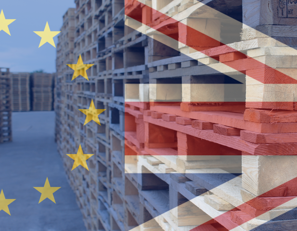 Brexit and ISPM15 Pallet Heat Treatment