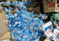 Government targets on plastic packaging recycling